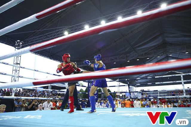 ABG 2016: Độc cô cầu bại Nguyễn Trần Duy Nhất ngạo nghễ trên sàn đấu Muay Thái - Ảnh 12.