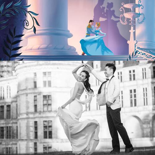 Ảnh cưới như cổ tích của cô nàng thời tiết Mai Ngọc - Ảnh 1.