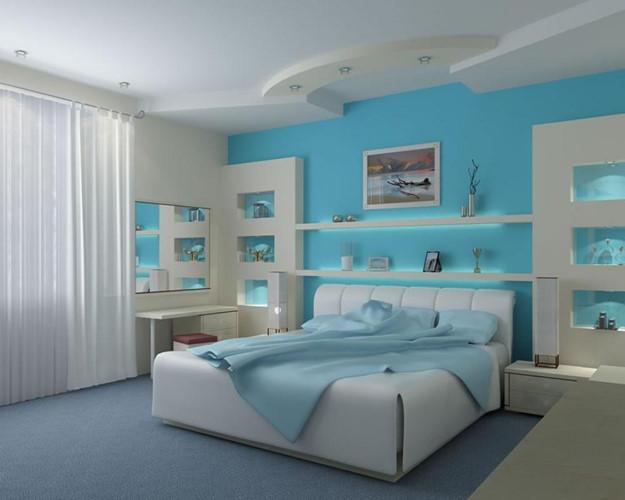 Phòng ngủ theo chủ đề bãi biển hút mắt trẻ thơ - Ảnh 13.