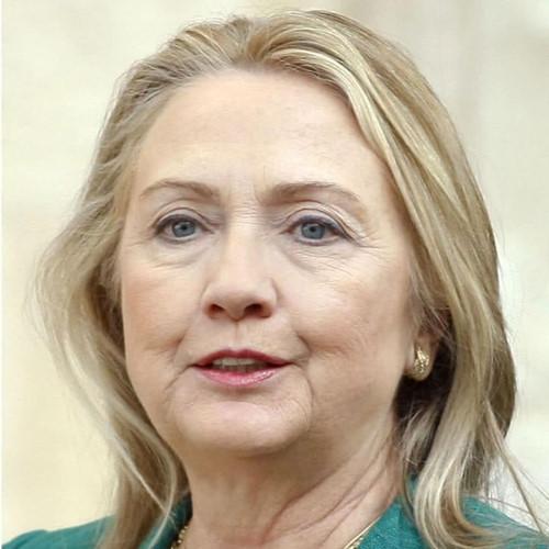 Thời trang tóc của bà Hillary Clinton thay đổi qua năm tháng - Ảnh 12.