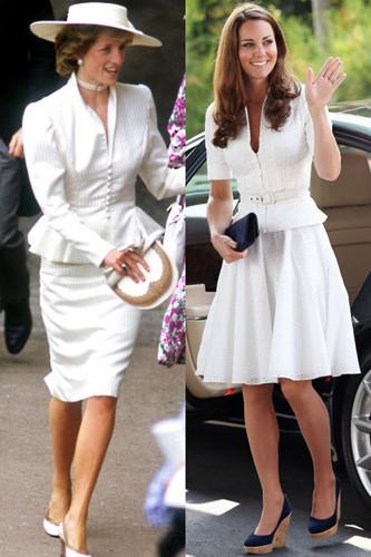 Sự tương đồng giữa bất ngờ giữa Kate Middleton và Công nương Diana - Ảnh 11.