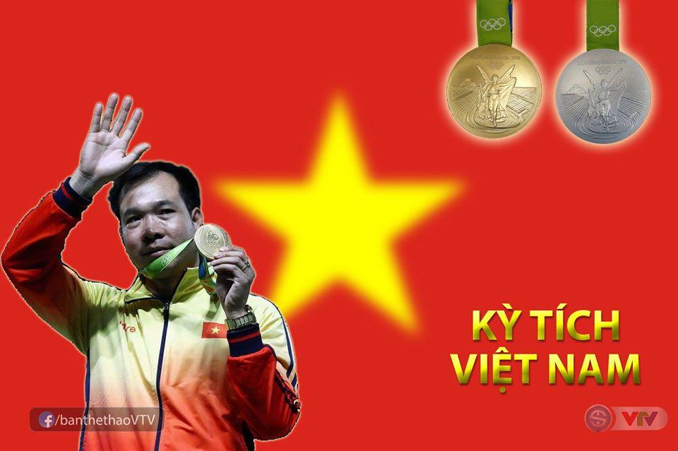 TRỰC TIẾP Olympic Rio 2016 ngày 10/8: Hoàng Xuân Vinh giành huy chương bạc ấn tượng