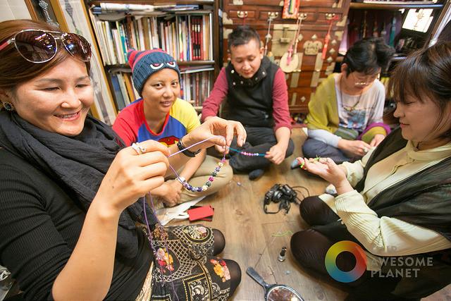 Những nút thắt truyền thống của Hàn Quốc - Ảnh 14.