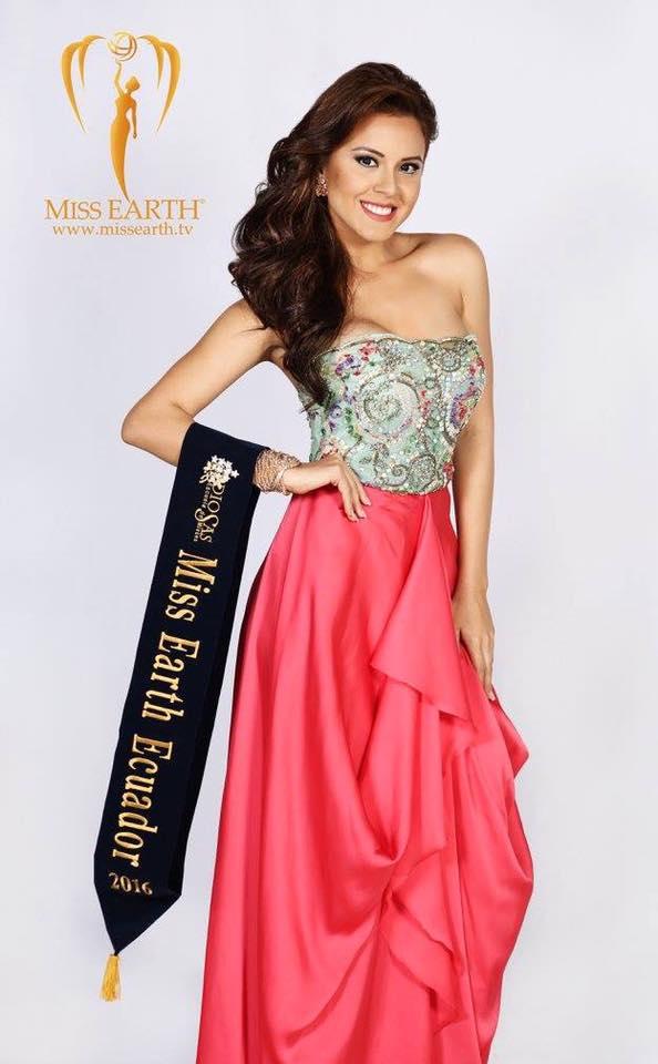 Nhan sắc nóng bỏng của tân Hoa hậu Trái đất 2016 - Ảnh 1.