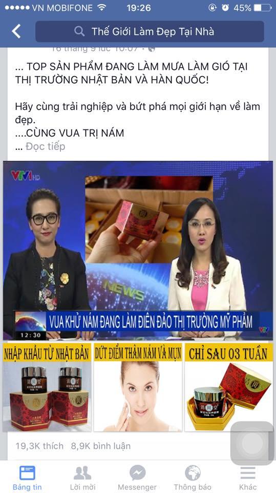 Hình ảnh bản tin Thời sự VTV bị chỉnh sửa để lừa đảo - Ảnh 2.