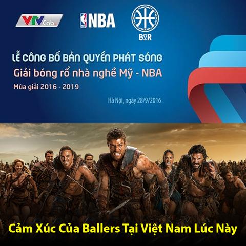 NBA phát sóng trực tiếp tại Việt Nam: Đây là điều NHM bóng rổ mơ ước từ rất lâu rồi! - Ảnh 1.