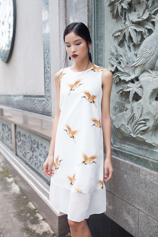 Ngắm phong cách thời trang ngọt ngào của Chà Mi - Ảnh 3.