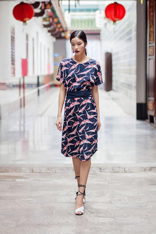 Ngắm phong cách thời trang ngọt ngào của Chà Mi - Ảnh 2.