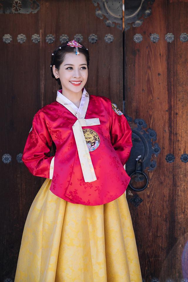 Chi Pu hóa tiểu công chúa tại Hàn Quốc - Ảnh 5.