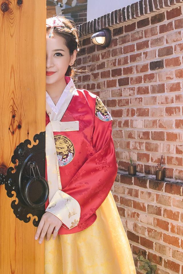 Chi Pu hóa tiểu công chúa tại Hàn Quốc - Ảnh 7.