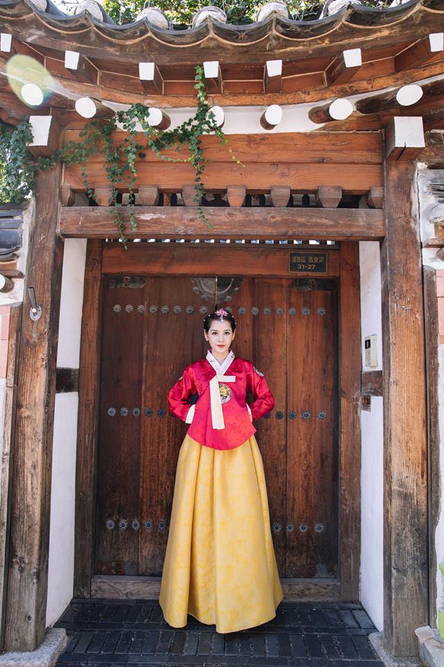 Chi Pu hóa tiểu công chúa tại Hàn Quốc - Ảnh 11.
