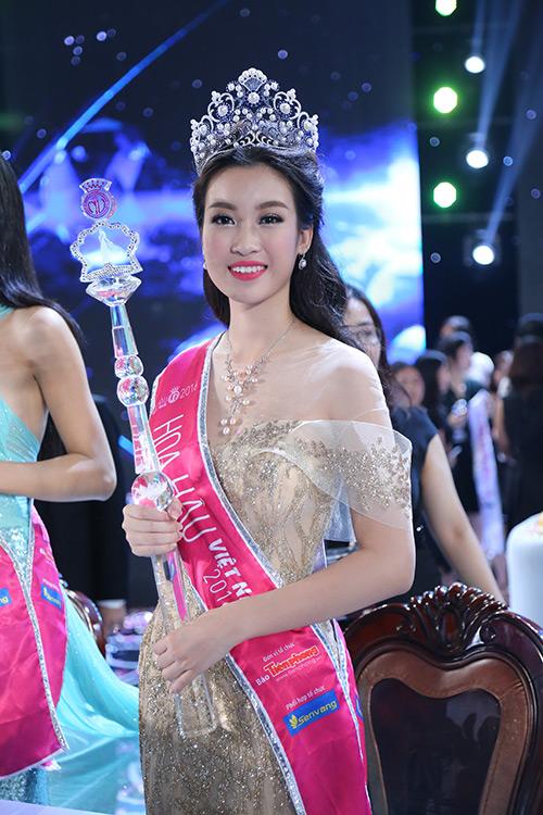 Đỗ Mỹ Linh cảm thấy hối tiếc nếu không được làm Hoa hậu - Ảnh 1.