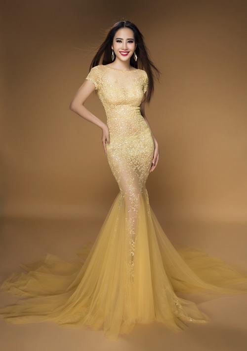 Nam Em chính thức được cấp phép dự thi Hoa hậu Trái đất 2016 - Ảnh 6.