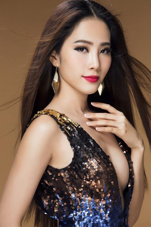 Nam Em chính thức được cấp phép dự thi Hoa hậu Trái đất 2016 - Ảnh 3.