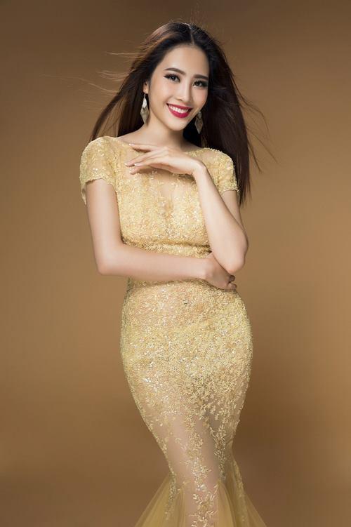Nam Em chính thức được cấp phép dự thi Hoa hậu Trái đất 2016 - Ảnh 7.