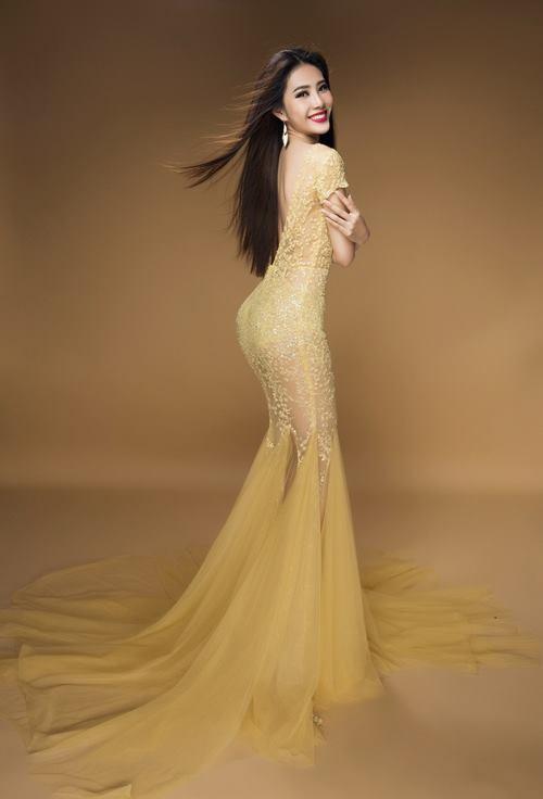 Nam Em chính thức được cấp phép dự thi Hoa hậu Trái đất 2016 - Ảnh 5.