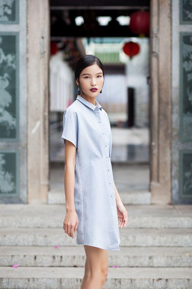 Ngắm phong cách thời trang ngọt ngào của Chà Mi - Ảnh 9.