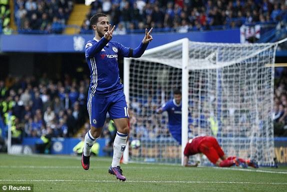VIDEO Chelsea 3-0 Leicester City: Sự trở lại của màu xanh - Ảnh 1.