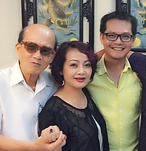 Nghệ sĩ Việt xót xa trước sự ra đi của Phạm Bằng - Ảnh 2.