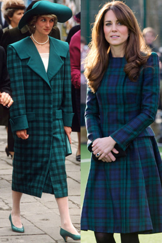 Sự tương đồng giữa bất ngờ giữa Kate Middleton và Công nương Diana - Ảnh 13.