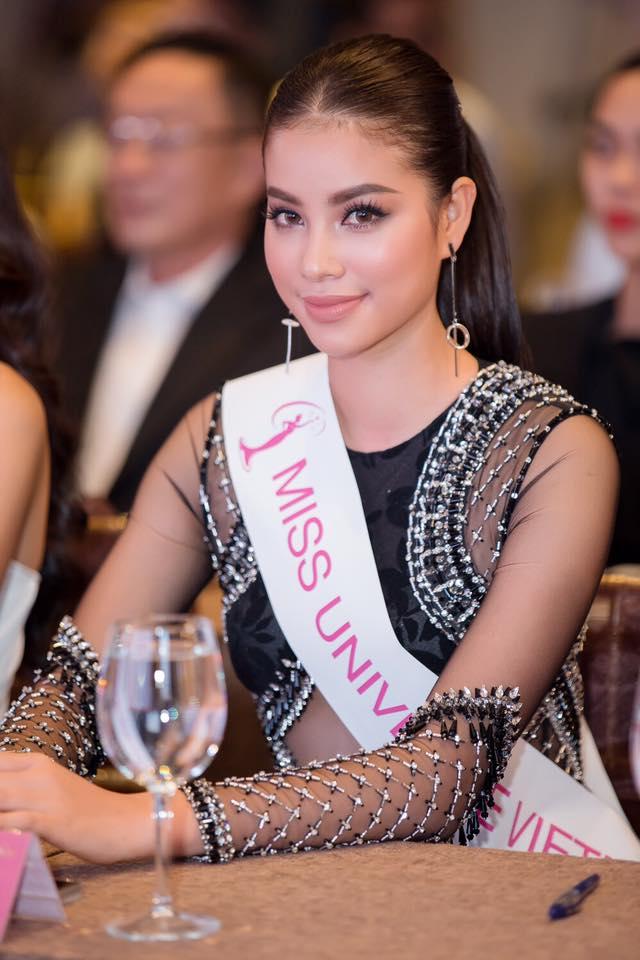 Lệ Hằng chính thức đại diện Việt Nam tại Hoa hậu Hoàn vũ thế giới 2016 - Ảnh 2.