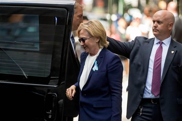 Bà Hillary Clinton cáo buộc Nga can thiệp vào bầu cử Mỹ - Ảnh 1.