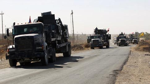 Quân đội Iraq tiến sát cửa ngõ Mosul - Ảnh 1.