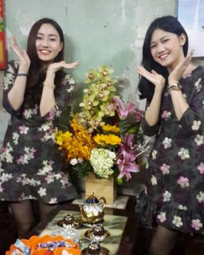 Ngô Thanh Thanh Tú - Ngô Trà My: Cặp chị em duy nhất cùng là Á hậu - Ảnh 1.