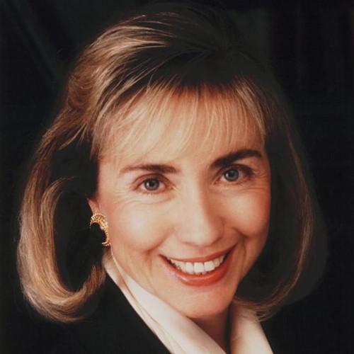 Thời trang tóc của bà Hillary Clinton thay đổi qua năm tháng - Ảnh 2.