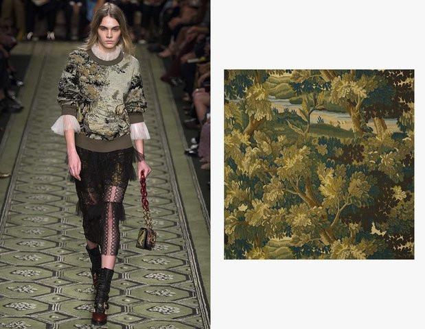 Mang đồ nội thất lấy cảm hứng từ Tuần lễ thời trang London vào nhà bạn - Ảnh 2.