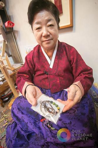 Những nút thắt truyền thống của Hàn Quốc - Ảnh 2.