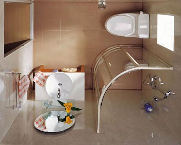 11 ý tưởng thiết kế thông minh cho phòng tắm nhỏ - Ảnh 10.