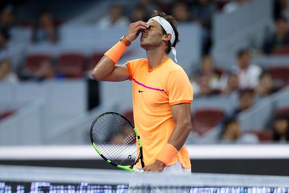 Tứ kết China Open 2016: Dimitrov lần đầu đánh bại Nadal - Ảnh 1.