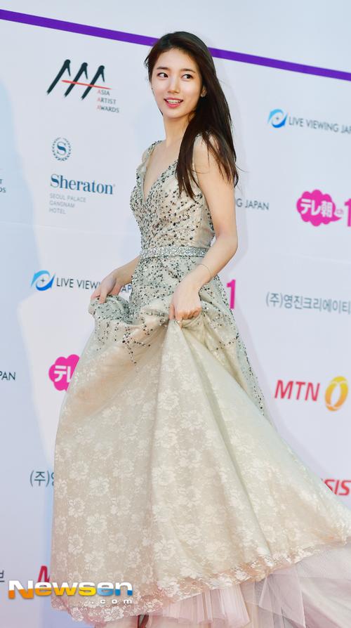 Suzy, Yoona đọ sắc với váy bồng công chúa - Ảnh 5.