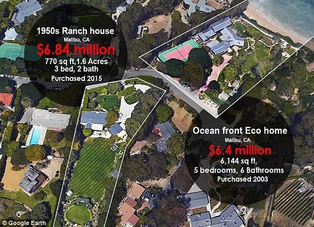 Toàn cảnh dinh thự 7 triệu USD của Julia Roberts ở Malibu - Ảnh 1.