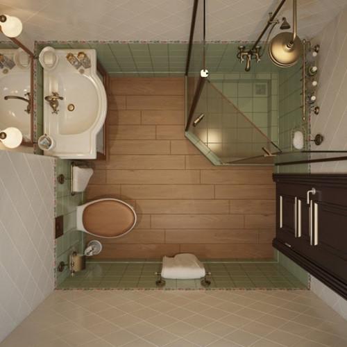11 ý tưởng thiết kế thông minh cho phòng tắm nhỏ - Ảnh 11.