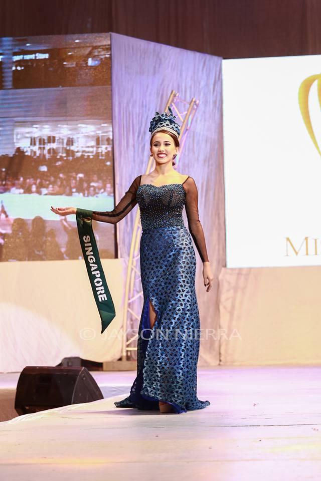 Những bộ cánh thời trang kém đẹp tại Hoa hậu Trái đất 2016 - Ảnh 6.