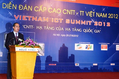 Điểm lại các thông điệp của các kỳ Diễn đàn Cấp cao CNTT-TT Việt Nam - Ảnh 2.