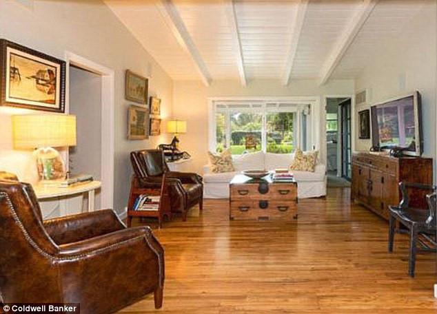 Toàn cảnh dinh thự 7 triệu USD của Julia Roberts ở Malibu - Ảnh 8.