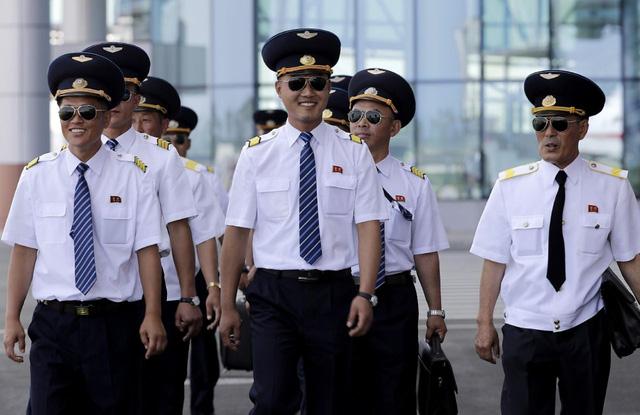 Triển lãm hàng không quốc tế lần đầu tiên tại Triều Tiên - Ảnh 3.