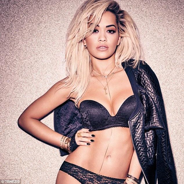 Americas Next Top Model: Rita Ora không thua gì mẫu chuyên nghiệp - Ảnh 3.