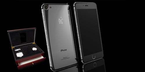 iPhone 7 mạ vàng, đính kim cương giá từ 3.000 USD - Ảnh 7.