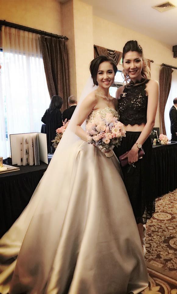 Victor Vũ và Đinh Ngọc Diệp bí mật kết hôn ở Mỹ - Ảnh 2.