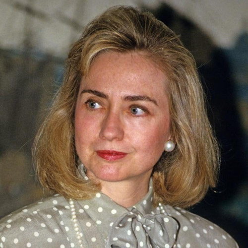 Thời trang tóc của bà Hillary Clinton thay đổi qua năm tháng - Ảnh 3.