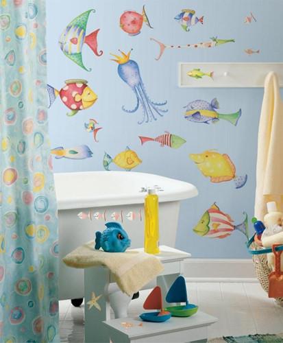Phòng ngủ theo chủ đề bãi biển hút mắt trẻ thơ - Ảnh 5.