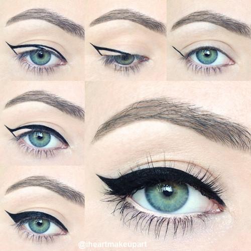 Bí quyết trang điểm mắt đẹp hoàn hảo - Ảnh 3.