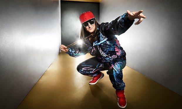 Lily Allen chỉ trích nữ rapper nổi loạn ở The X-Factor - Ảnh 1.