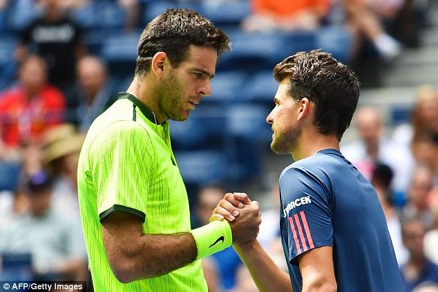 US Open 2016: Juan Martin del Potro góp mặt tại tứ kết sau 4 năm - Ảnh 1.