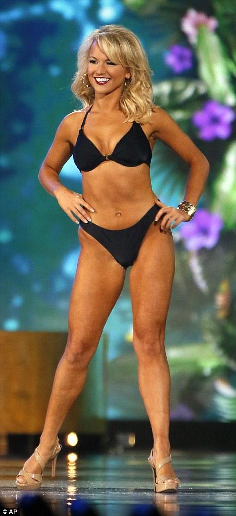 Cận cảnh nhan sắc cô gái 21 tuổi đăng quang Hoa hậu Mỹ - Ảnh 6.