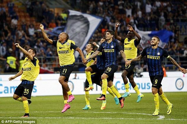 Inter Milan 2-1 Juventus: Cuộc ngược dòng với cảm hứng Icardi - Ảnh 1.